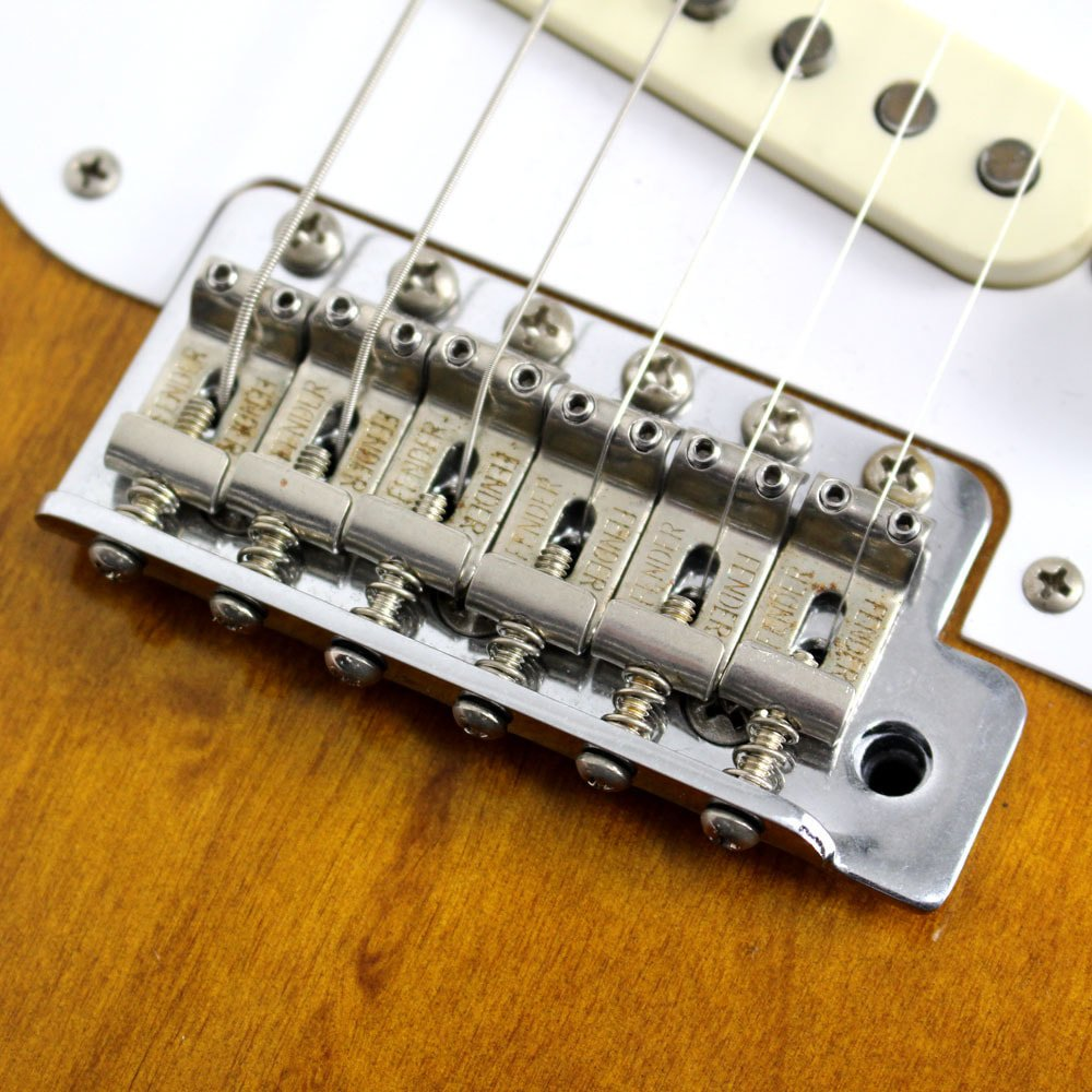 Road Worn 50s Stratocaster Mim Fuzzfaced Tex Mex Wiring Than Just A Few Miles On It Designed With 1950s Specs Including Nitrocellulose Lacquer Finish And Supercharged Pickups 6105 Frets
