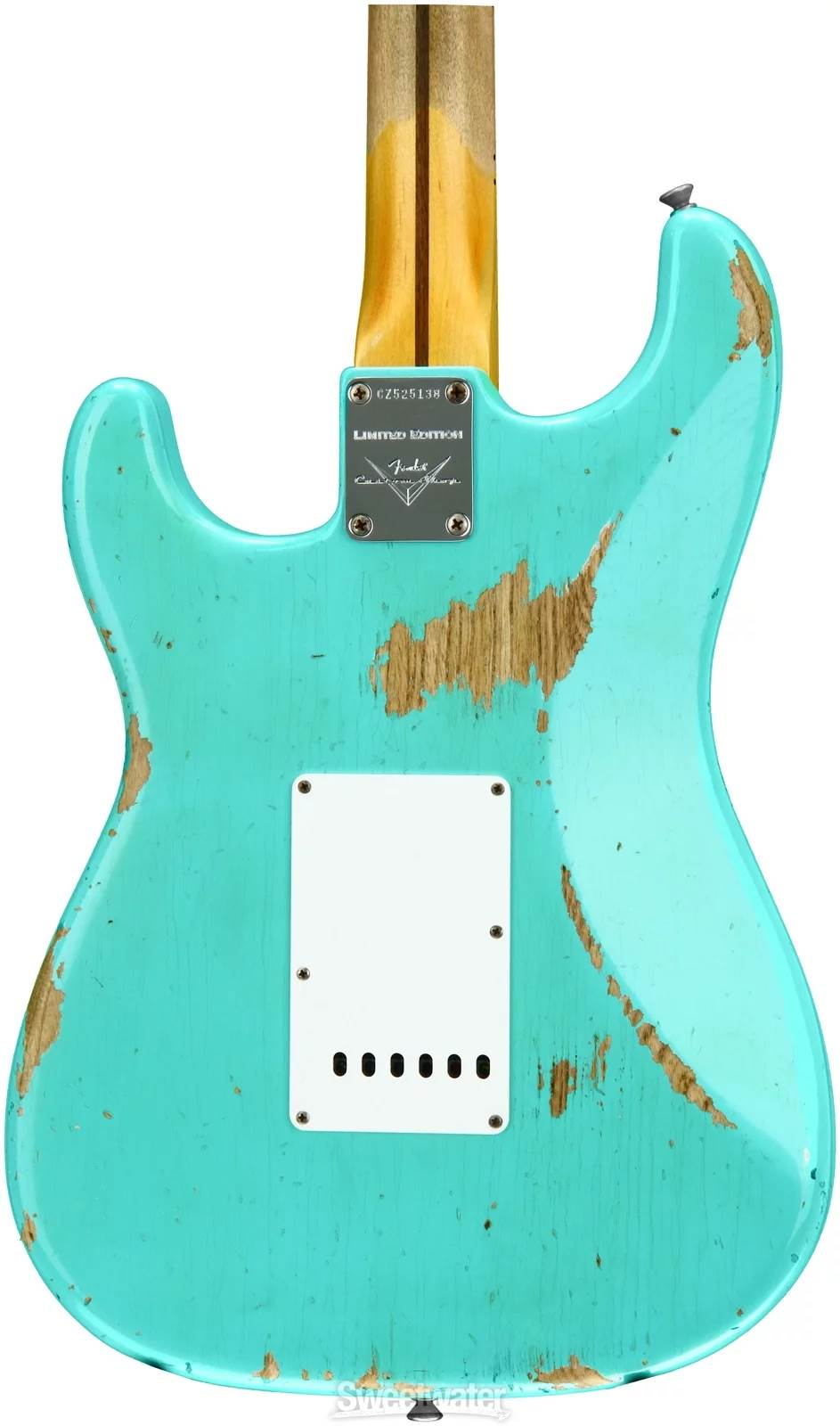 Limited Edition 1956 Relic Stratocaster (2016) - FuzzFaced