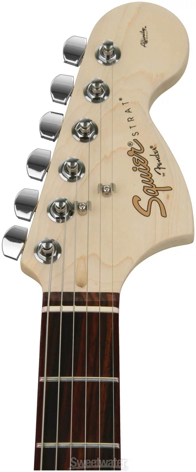 Squier Affinity Stratocaster HSS - Upgrade (China) - Fuzzfaced
