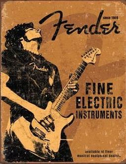 Fender: Fine electric instruments