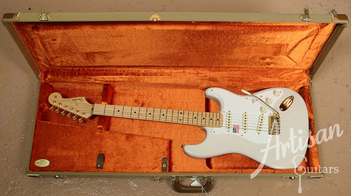 L'American Vintage 1957 Commemorative Stratocaster (Courtesy of Artisan Guitars)