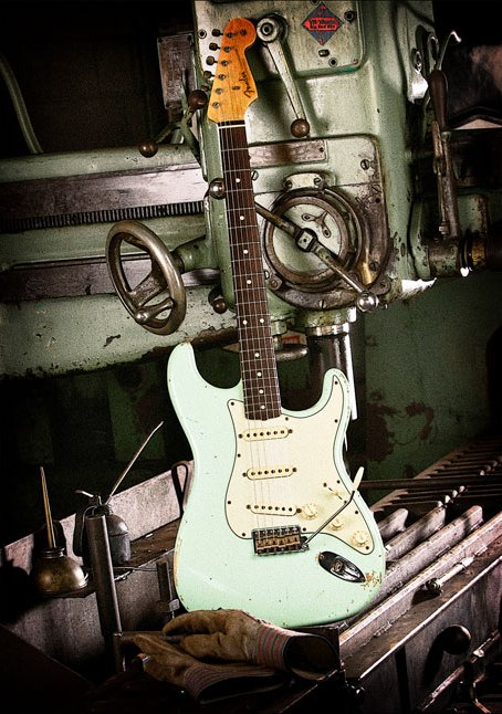 Time Machine 1960 Stratocaster