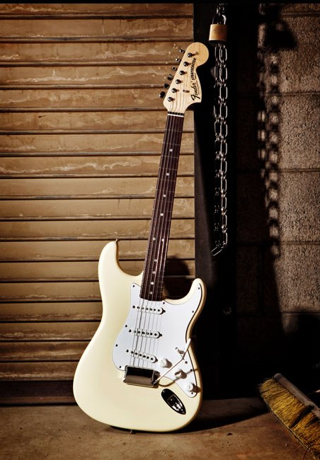 Time Machine 1969 Stratocaster