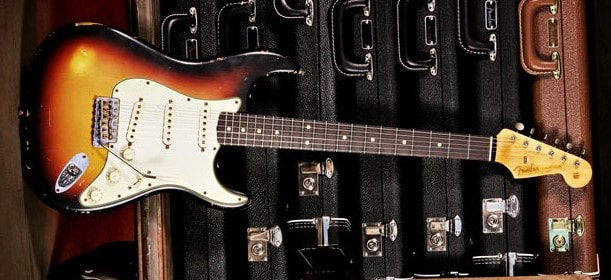 Limited 1960 Stratocaster Relic
