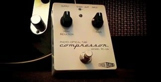Effectrode PC-2A Tube Compressor (2014)