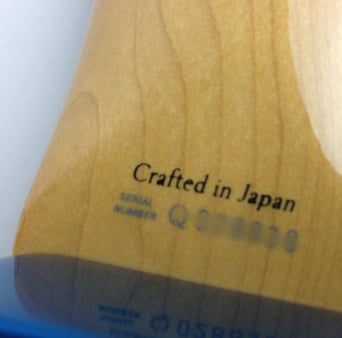 Crafted in Japan