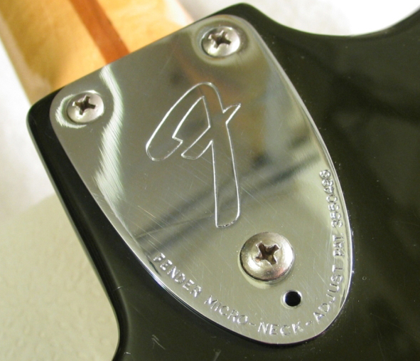 CBS 3-bolt neck plate with micro tilt