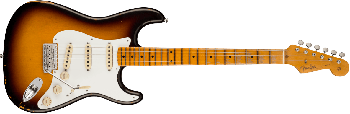 9235001130: Faded Aged 2-Color Sunburst