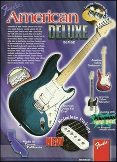 1999 - American Deluxe Series ad