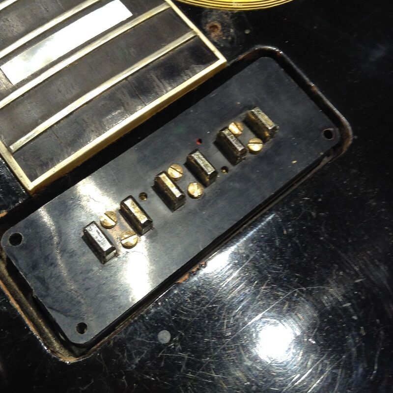 The Alnico Pickup (Courtesy of Chicago Music Exchange)