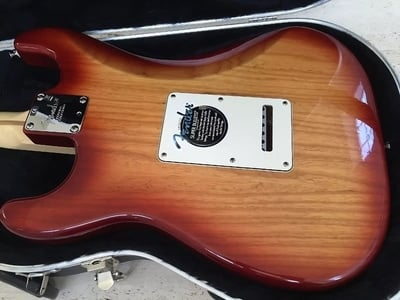 American Stratocaster Hss Fuzzfaced