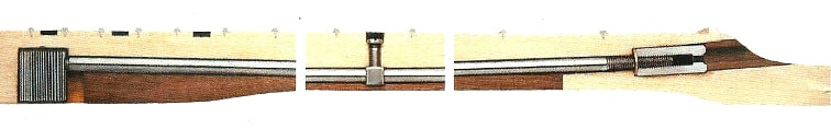Biflex Truss Rod section
