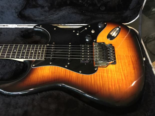 US Contemporary Stratocaster