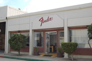 Ensenada Fender factory