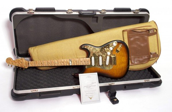 Diamond Dealer 40th anniversary stratocaster