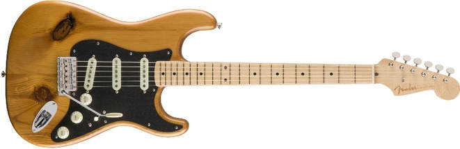 Limited Edition American Vintage '59 Pine Stratocaster