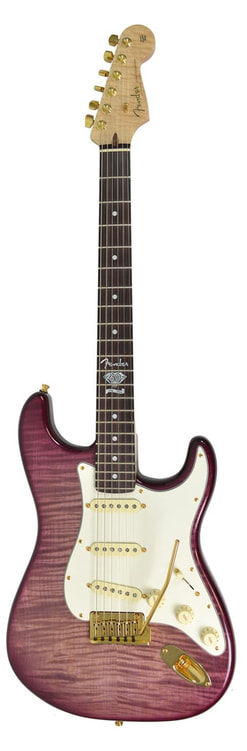 60th Anniversary Presidential Select Stratocaster