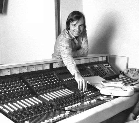 Roger Mayer, Hendrix's historic technician