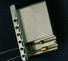 1999 tremolo block section: the