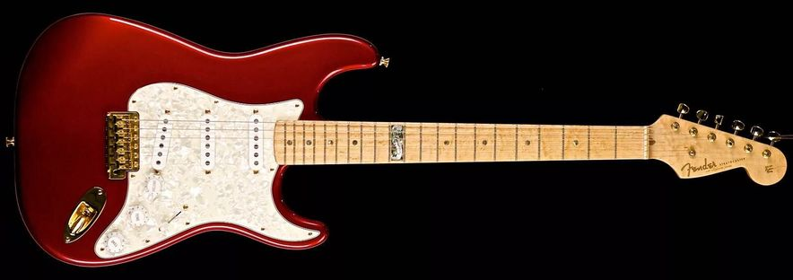 Limited Edition 40th Anniversary Stratocaster
