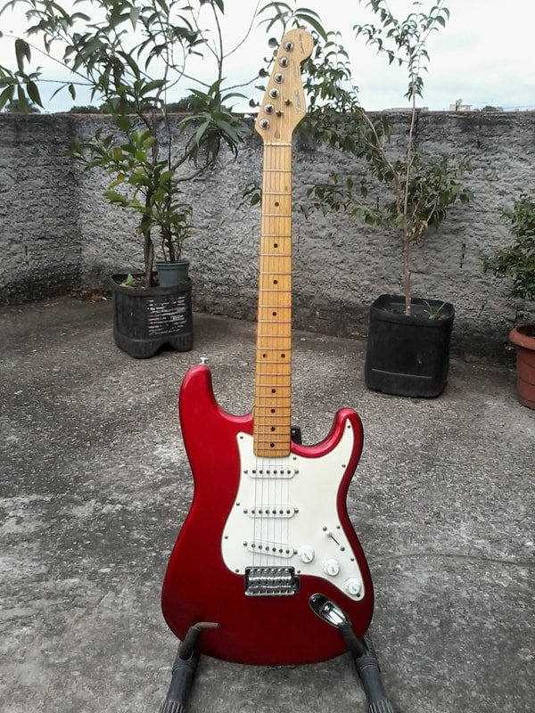 Southern Cross Stratocaster