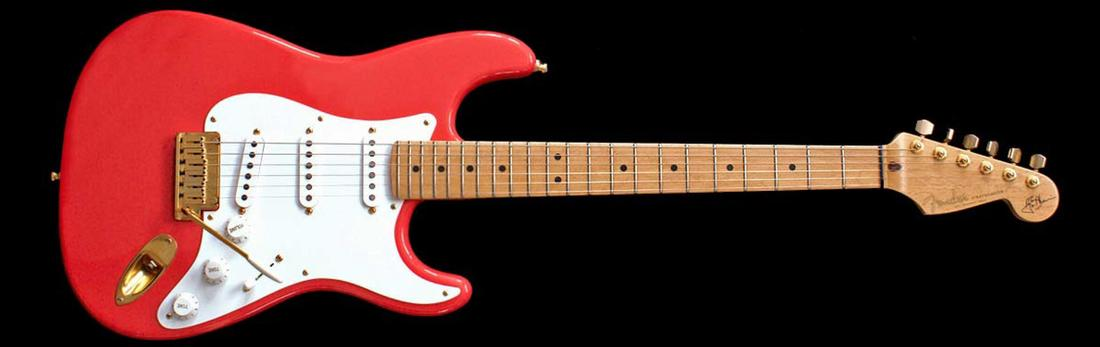 Hank Marvin signature Stratocaster