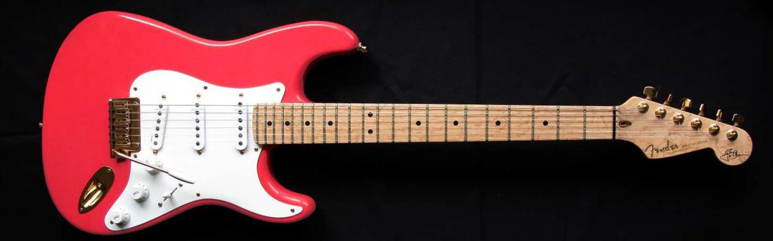 Hank Marvin autograph Stratocaster