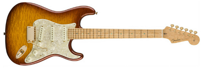 J.W. Black Founders Design Stratocaster