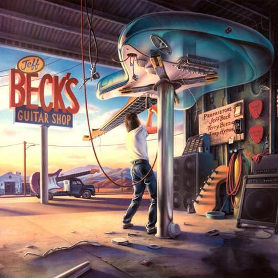Jeff Beck's album