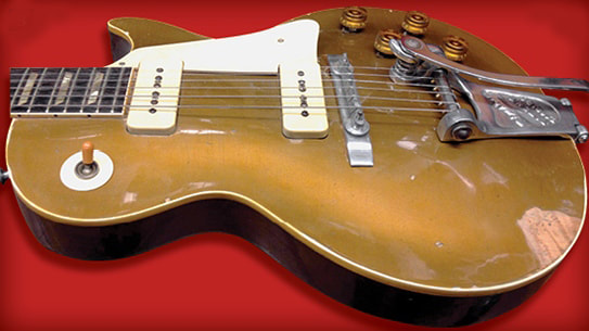 '54 Les Paul Goldtop