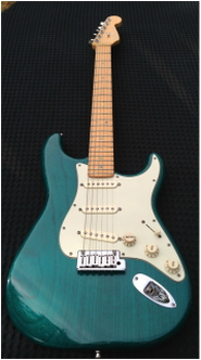 American Deluxe Stratocaster