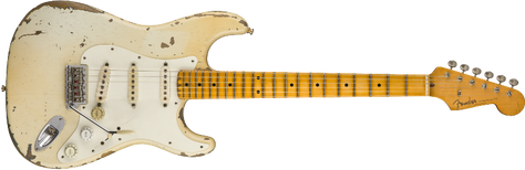 Jimmie Vaughan Stratocaster Custom Shop