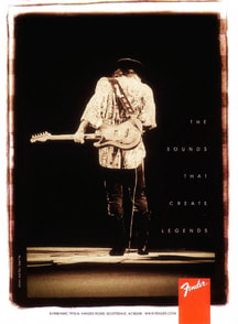 The sounds that create legends SRV