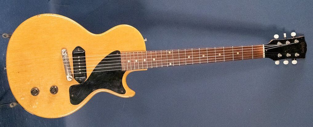 Les Paul TV Model del 1956 (Courtsy of Willie's Guitars)