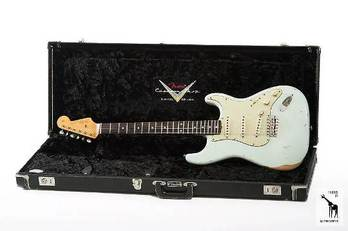 John Cruz Builder Select 1962 Stratocaster Relic LTD