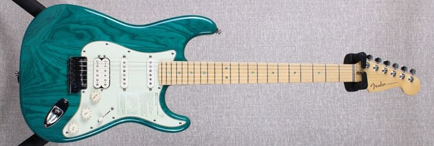 American Deluxe Fat Stratocaster