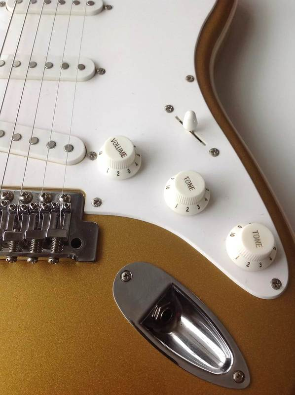 Squier Affinity Stratocaster - Upgrade #2 (China/Indonesia