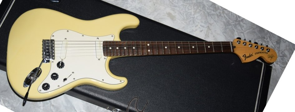 Set Neck Ritchie Blackmore Stratocaster
