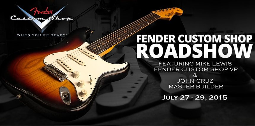Roadshow Custom Shop