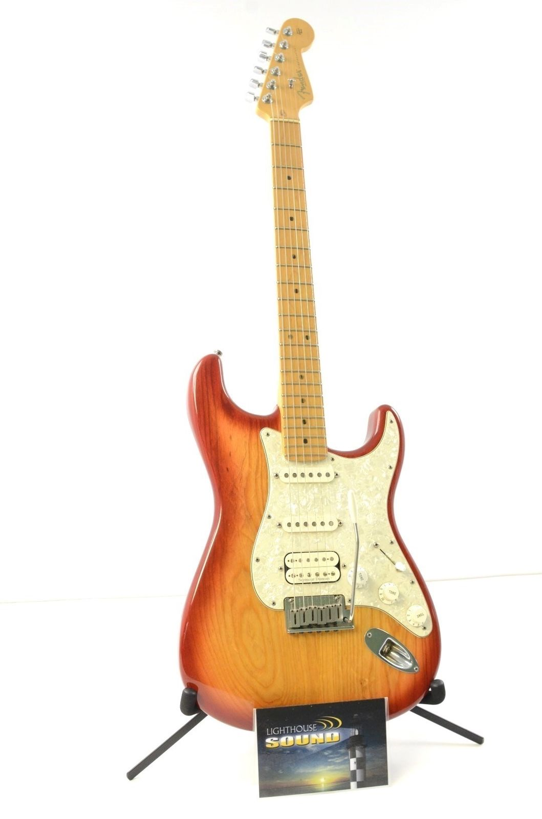 American Fat Strat Texas Special Fuzzfaced