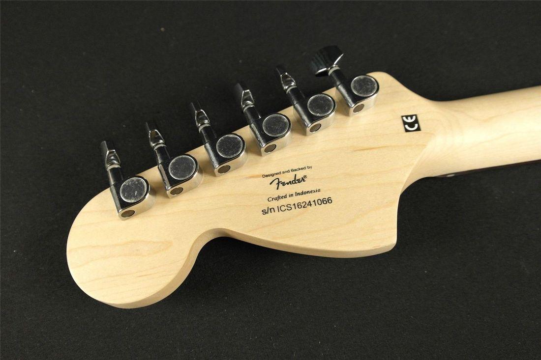 Squier Standard Strat Fmt Indonesia Fuzzfaced Fender Stratocaster 2018 Courtesy Of Richtone