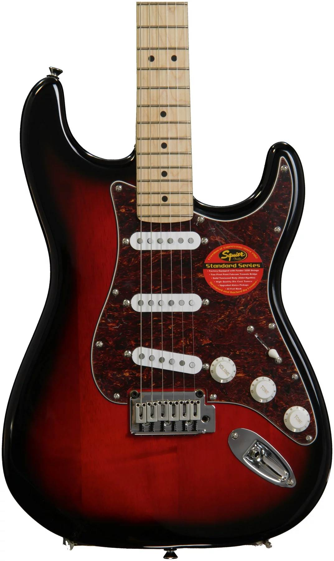 Squier Standard Stratocaster - Upgrade (Indonesia/China