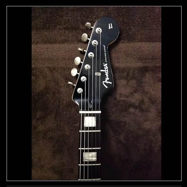 Big Block Stratocaster (MIM) - Fuzzfaced