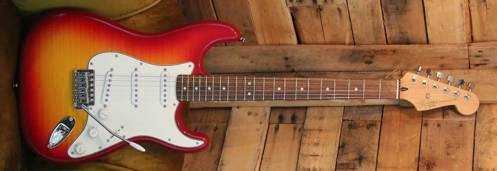 Vintage Modified Strat Made in India