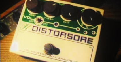 vdl analogics distorsore