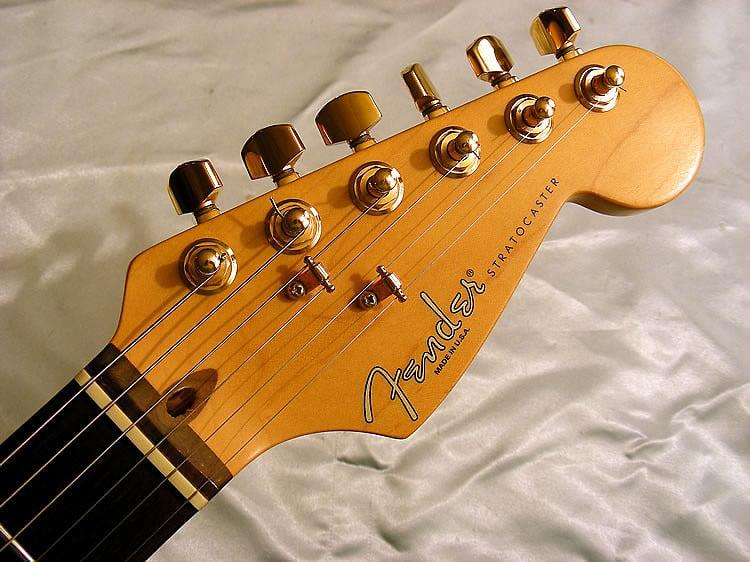 50th Anniversary American Standard Stratocaster Fuzzfaced